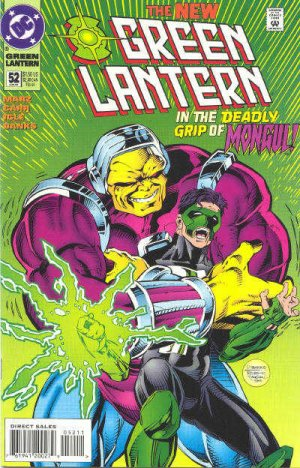 Green Lantern # 52 Issues V3 (1990 - 2004)