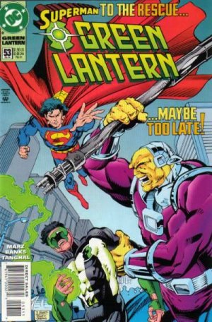 Green Lantern # 53 Issues V3 (1990 - 2004)