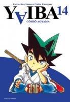 couverture, jaquette Yaiba 14  (soleil manga)