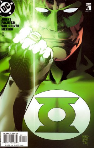 Green Lantern édition Issues V4 (2005 - 2011)
