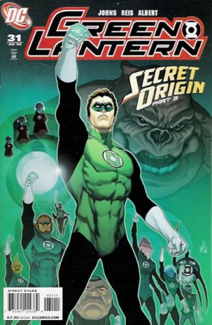 Green Lantern # 31 Issues V4 (2005 - 2011)