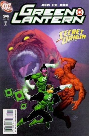 Green Lantern # 34 Issues V4 (2005 - 2011)