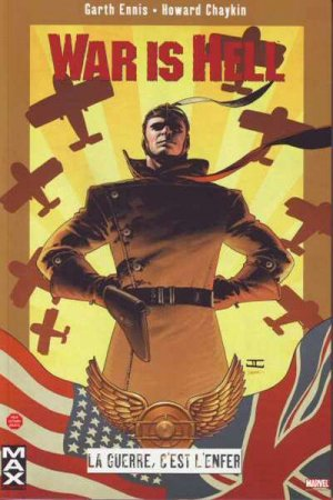 War is hell édition TPB Softcover - MAX