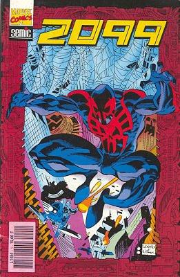 2099 édition Kiosque V1 (1993 - 1996)