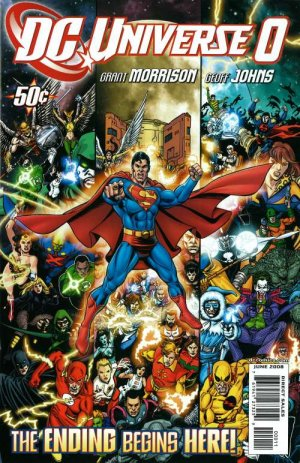 DC Universe édition Issues (2008)