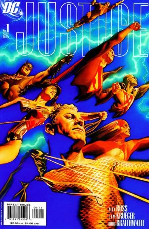 JLA - Justice # 1 Issues (2005 - 2007)