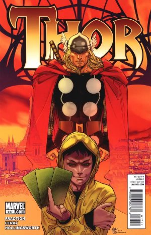 Thor # 617 Issues V1 - Suite (2009 à 2011)
