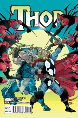 Thor # 620 Issues V1 - Suite (2009 à 2011)