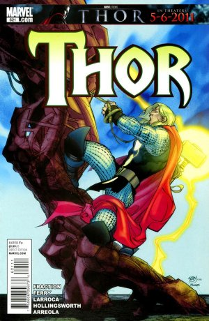 Thor # 621 Issues V1 - Suite (2009 à 2011)
