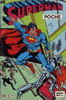 Superman Poche 44