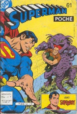 Superman Poche 61
