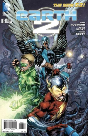 Earth Two # 6 Issues V1 (2012 - 2015)