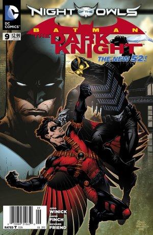 Batman - The Dark Knight # 9 Issues V2 (2011 - 2014)