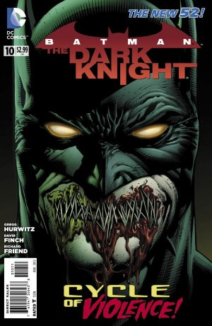 Batman - The Dark Knight # 10 Issues V2 (2011 - 2014)