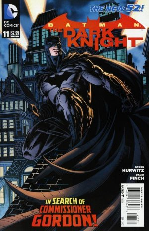Batman - The Dark Knight # 11 Issues V2 (2011 - 2014)