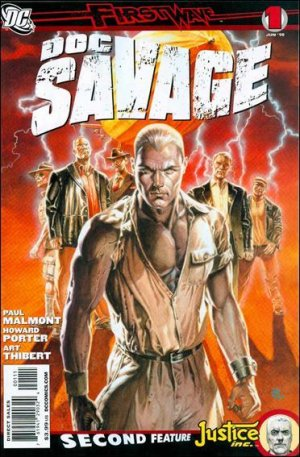 Firstwave - Doc Savage édition Issues (2010 - 2012)