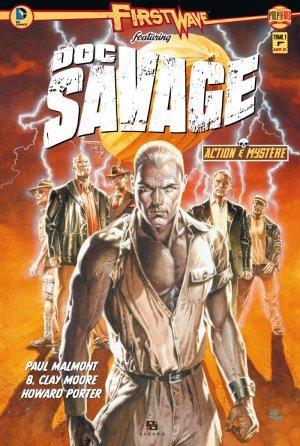 Firstwave - Doc Savage T.1