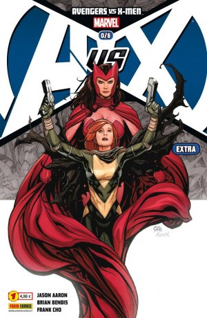 Avengers Vs. X-Men Extra édition Kiosque (2012 - 2013)