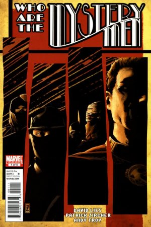 Mystery men édition Issues