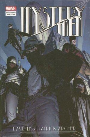 Mystery men édition TPB hardcover (cartonnée)