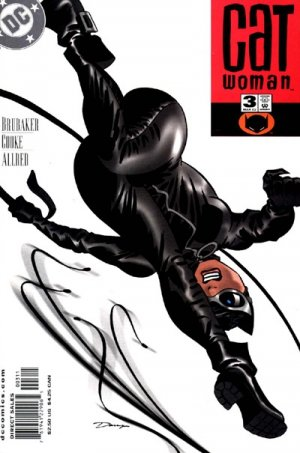 Catwoman # 3 Issues V3 (2002 - 2010)