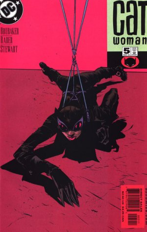 Catwoman # 5 Issues V3 (2002 - 2010)