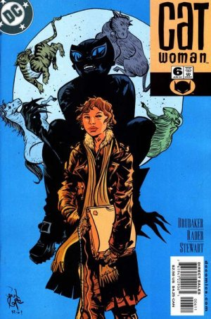 Catwoman # 6 Issues V3 (2002 - 2010)
