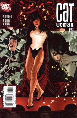 Catwoman # 72 Issues V3 (2002 - 2010)