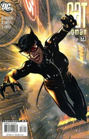 Catwoman # 73 Issues V3 (2002 - 2010)