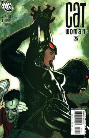 Catwoman # 75 Issues V3 (2002 - 2010)