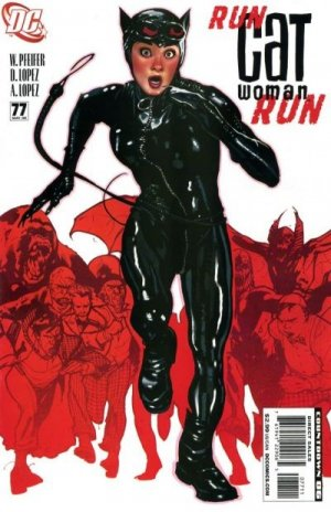 Catwoman # 77 Issues V3 (2002 - 2010)