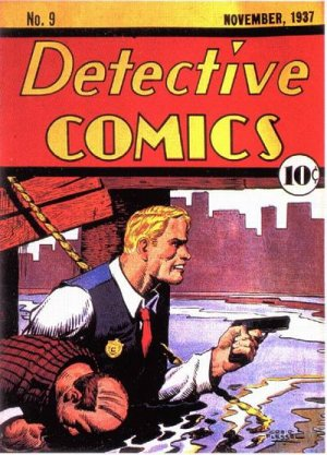 Batman - Detective Comics 9