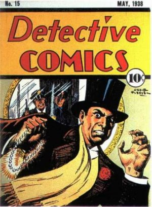 Batman - Detective Comics # 15
