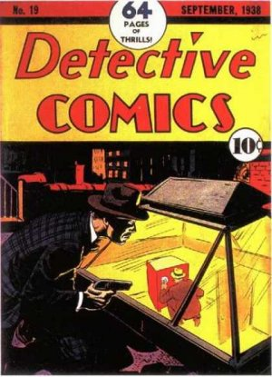 Batman - Detective Comics # 19