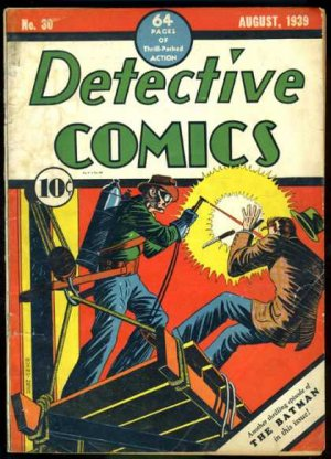 Batman - Detective Comics # 30 Issues V1 (1937 - 2011)