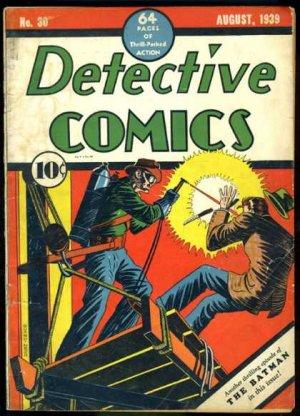 Batman - Detective Comics # 30