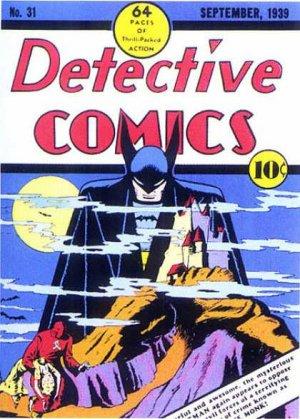 Batman - Detective Comics # 31