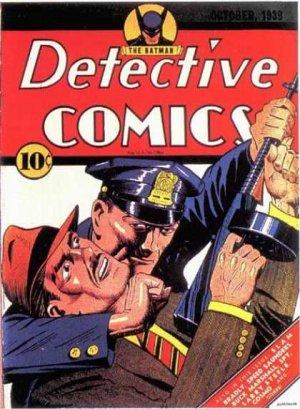 Batman - Detective Comics # 32