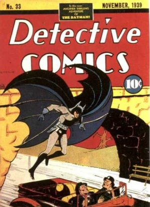 Batman - Detective Comics # 33