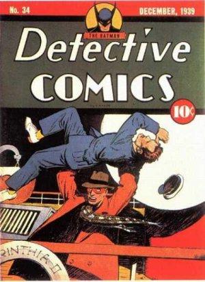 Batman - Detective Comics # 34
