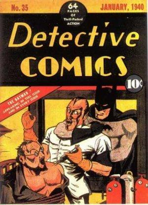 Batman - Detective Comics # 35