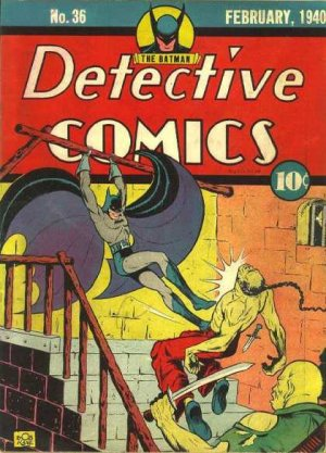 Batman - Detective Comics # 36 Issues V1 (1937 - 2011)