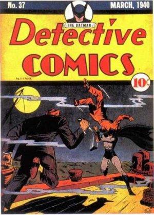 Batman - Detective Comics # 37