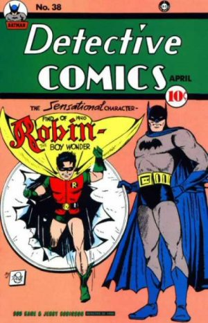 Batman - Detective Comics # 38