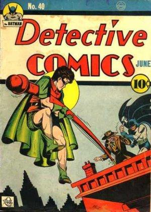Batman - Detective Comics # 40