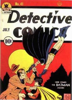 Batman - Detective Comics # 41 Issues V1 (1937 - 2011)