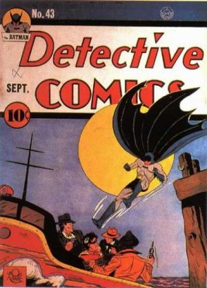 Batman - Detective Comics # 43 Issues V1 (1937 - 2011)