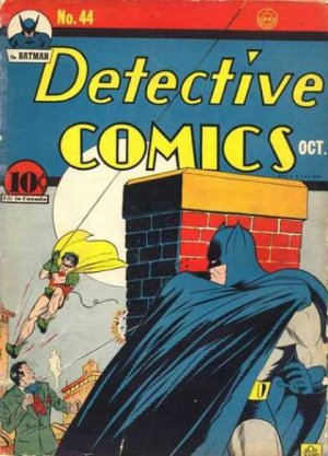 Batman - Detective Comics # 44 Issues V1 (1937 - 2011)