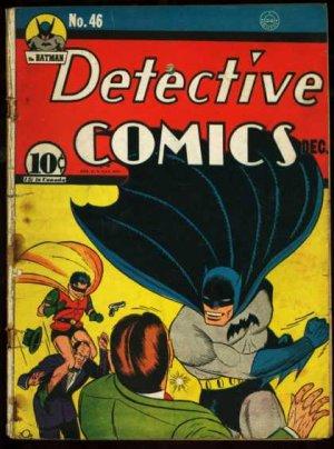 Batman - Detective Comics # 46