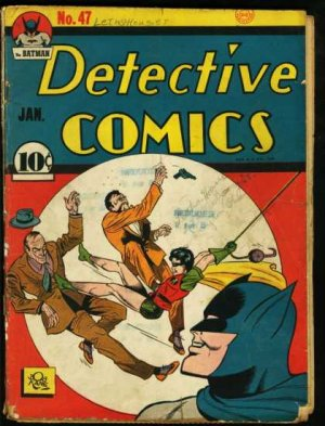 Batman - Detective Comics # 47 Issues V1 (1937 - 2011)
